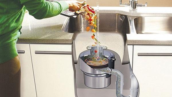 plumbing services - garbage disposal repair